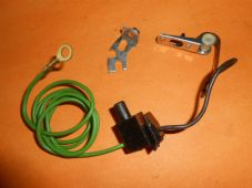 AUDI 100 2.0 (1976-78) Ducellier distributor CONTACT SET, POINTS -23100, 2310